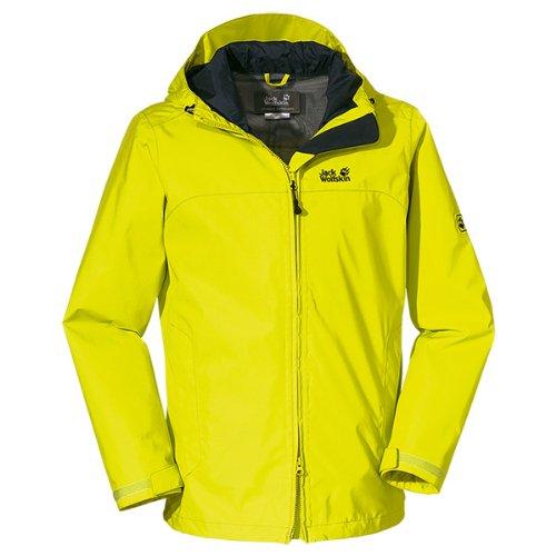 Jack Wolfskin Herren Wetterschutzjacke Arroyo Jacket Men, Sulphur, XXXL, 1104292-3014007