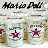 北海道マリオドール 山川牧場の濃厚牛乳ソフト 6カップ入(バニラ3個・ミックス3個) 1箱