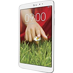 LG G Pad 8.3 Tablet Quad-core 2gb RAM 16gb Flash 8.3 Full Hd Display White