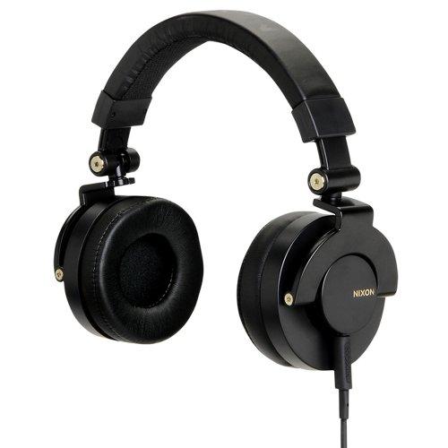 Nixon Rpm Headphones Black/Gold, One Size
