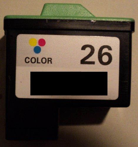 Druckerpatrone 26 Refill für Lexmark Drucker *10N0026E*10N0027E* I3 X1100 X1110 X1130 X1140 X1150 X1155 X1160 X1170 X1180 X1185 X1190 X1196 X1200 X1250 X1270 X1290 X2225 X2230 X2240 X2250 X2330 X72 X74 X75 X75M Z13 Z23 Z23E Z24 Z25 Z25L Z33 Z34 Z35 Z503 Z510 Z511 Z512 Z514 Z515 Z516 Z517 Z520 Z600 Z601 Z602 Z603 Z604 Z605 Z611 Z612 Z614 Z615 Z617 Z640 Z645 Z717 Z817 Z819
