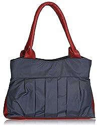 Noble Designs Women's Handbag (Blue)