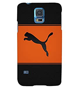 TOUCHNER (TN) Leopard Back Case Cover for Samsung Galaxy S5 G900i::Samsung Galaxy S5 i9600::Samsung Galaxy S5 G900F