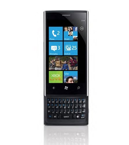 Dell Venue Pro Unlocked Phone with Windows 7 OS, 5MP Camera, GPS and FM Radio - Unlocked Phone - US Warranty - Black