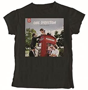 One Direction Take Me Home Black T-Shirt Brands Size L