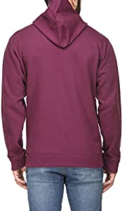 Scott Men's Cotton Blend Sweat Shirt With Zip