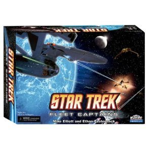 Star Trek Fleet Captains Board Game