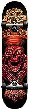 Darkstar - Skate Monté Darkstar Bandito Red - Adulte