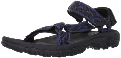 Teva Men'S Hurricane Xlt Sandal,Wavy Trail/Insignia Blue,10 M Us back-1036730