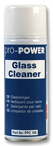 pro-power-ppc106-household-kitchen-computer-monitor-tv-screen-glass-cleaner-400ml-foam-aerosol