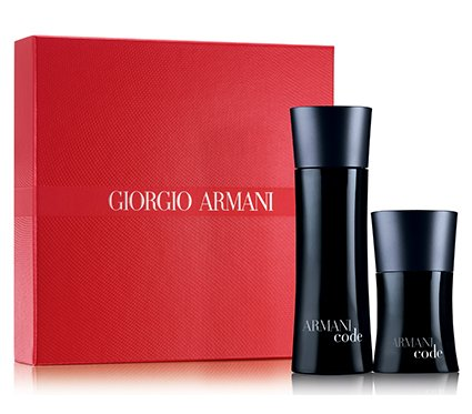 Armani Code for Men 3 Pc. Gift Set (Eau De Toilette Spray Oz + Deo Armani Code by Giorgio Armani for Men Gift Set. by GIORGIO ARMANI. $ $ 89 FREE Shipping on eligible orders. More options available: $ Other Sellers: out of 5 stars Amazon's Choice for