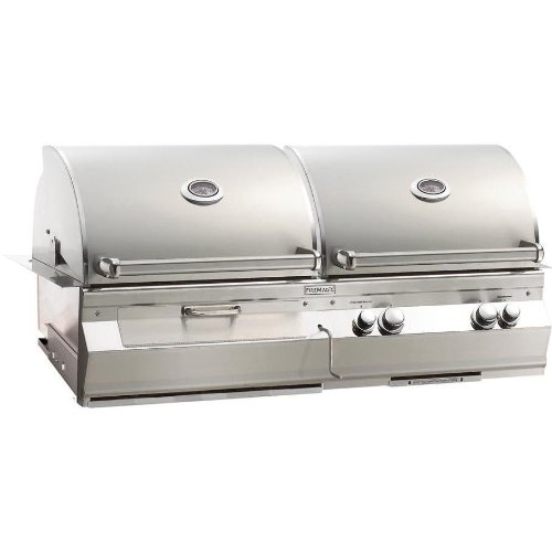 Built In Charcoal Bbq