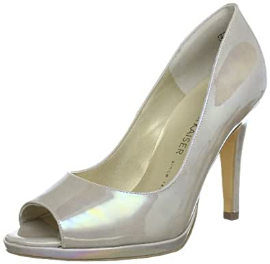Peter Kaiser CIMA 92703-468, Damen Pumps, Braun (TAUPE PETRO 468), EU 34.5 (UK 2)