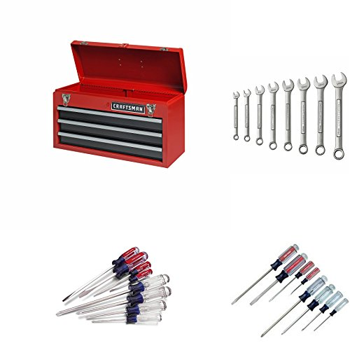 Craftsman | Best Tool Chest_Wrench_Screwdriver Bundle For Auto Home