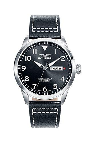 Orologio svizzero Sandoz Uomo 81421-55
