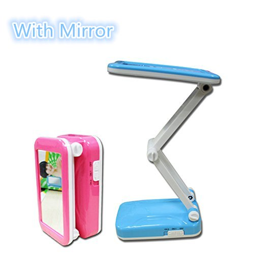 Led-696 Rechargeable Folding Lamp Working Light Creative Gifts Blue