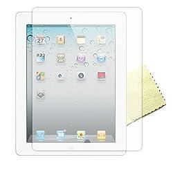 Apple The new iPad (iPad 3) iPad2 Clear(Regular) Screen protector
