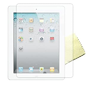 Apple The new iPad (iPad 3) iPad2 Clear(Regular) Screen protector