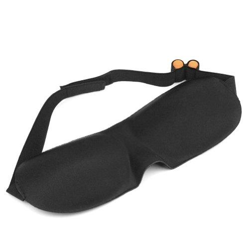 black-sponge-sleeping-eye-mask-blindfold-eye-shade-earplugs-travel-comfortable