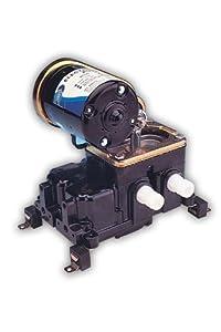 Buy Jabsco 36600-0000 Marine PAR Belt Drive Bilge Pump (475-GPH, 12-Volt, 15-Amp, 3 4) by Jabsco