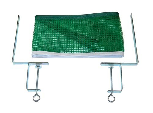 Champion Sports Tie-On Table Tennis Net and Post Set
