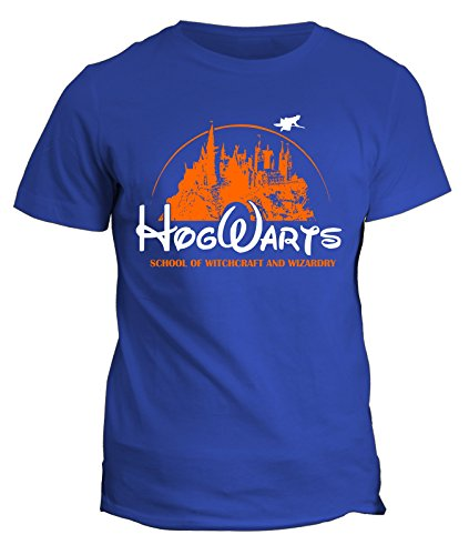 Tshirt Hogwarts Harry Potter- - in cotone by Fashwork