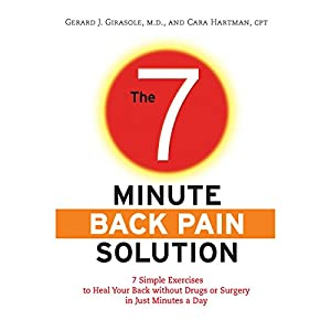 The 7-Minute Back Pain Solution Audiobook