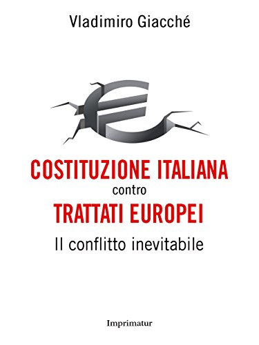 Costituzione italiana contro trattati europei PDF