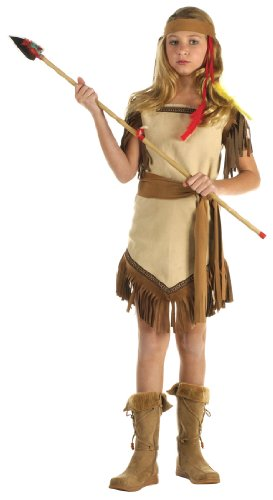 Indian Princess Kids Costume