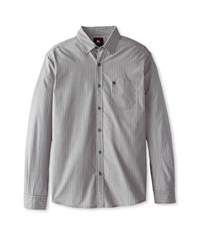 Quiksilver Men's Ventures Long Sleeve Shirt