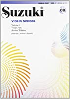 Suzuki Violin School 2 + CD