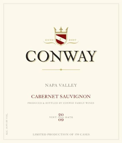 2009 Conway Cabernet Sauvignon, Napa Valley 750 Ml