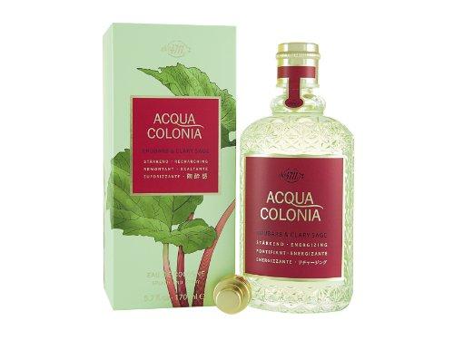 Muelhens Aqua Colonia Rhubarb and Clary Sage Eau De Cologne 170ml by Muelhens