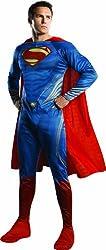 Rubie's Costume Man Of Steel Adult Complete Superman