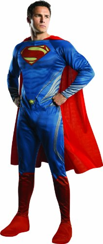 Rubie's Costume Man Of Steel Adult Complete Superman