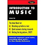 img - for Introduction To Music [Paperback] [1991] 1 Ed. Ronald Pen book / textbook / text book