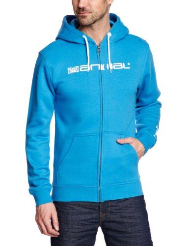 Animal Eubank Men's Sweatshirt Medium Blue X-Large - CL3SC050-N34-XL