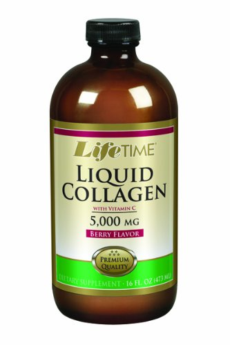 Lifetime Liquid Collagen With Vitamin C, 16 Ounce