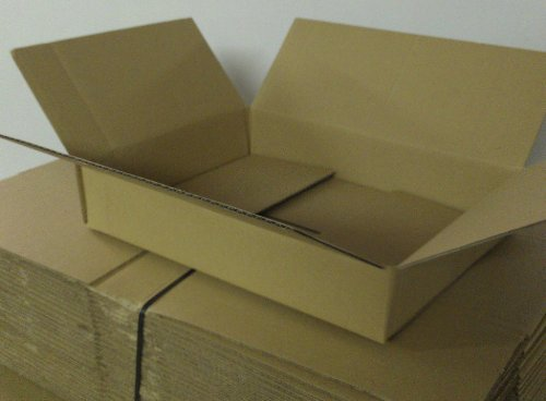 100 Cardboard postal packing gift boxes 12