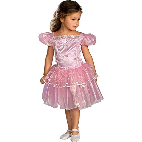 Cotton Candy Ballerina Toddler Costume