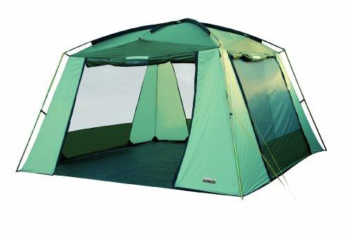 Zelt Kimberly 5 Test : High peak pavillon siesta helloliv dunkeloliv