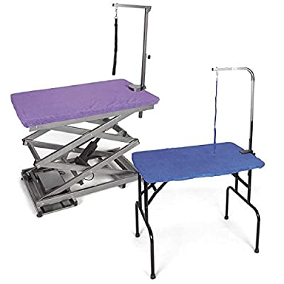 Top Performance Microfiber Grooming Table Topper, 36 x 24 inch