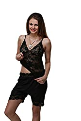 Port attractive new sleepwear for women of free size (mouve)