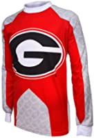 NCAA Georgia Bulldogs Mountain Bike Cycling Jersey by Adrenaline Promotions
