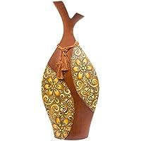 ARTELIER Polyresin Vase (55 Cm X 24 Cm X 55 Cm, ID-5251-090)