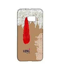 Masaba Red Tilak - Sublime Case for HTC 10