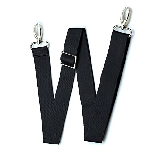 hibate-replacement-shoulder-straps-for-luggage-bags-adjustable-black