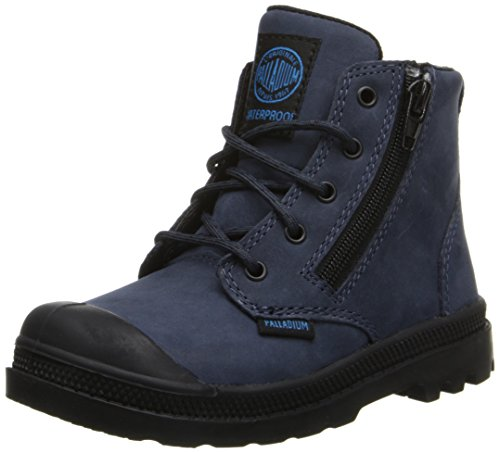 Palladium, Sneaker bambine, Blu (Blau (DK DNM/BLK/BLUE 432)), 21