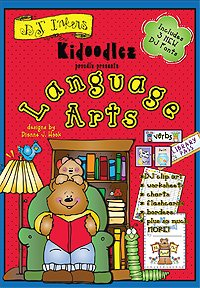 Kidoodlez: Language Arts Clip Art CD