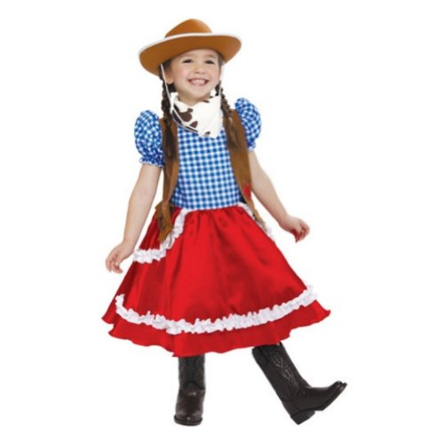 PMG Baby-girls American Cowgirl Costume